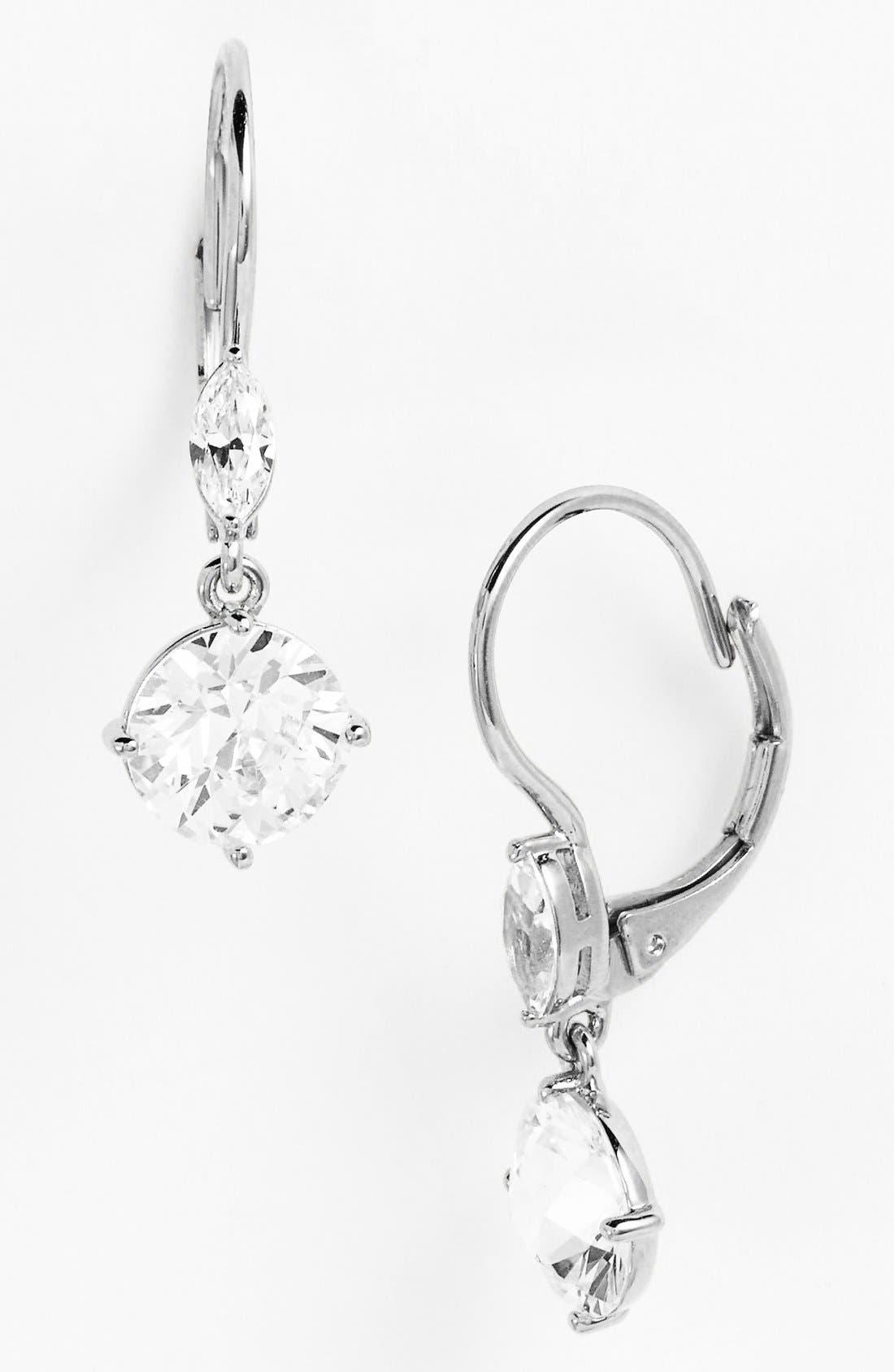 Main Image - Nadri Crystal Drop Earrings