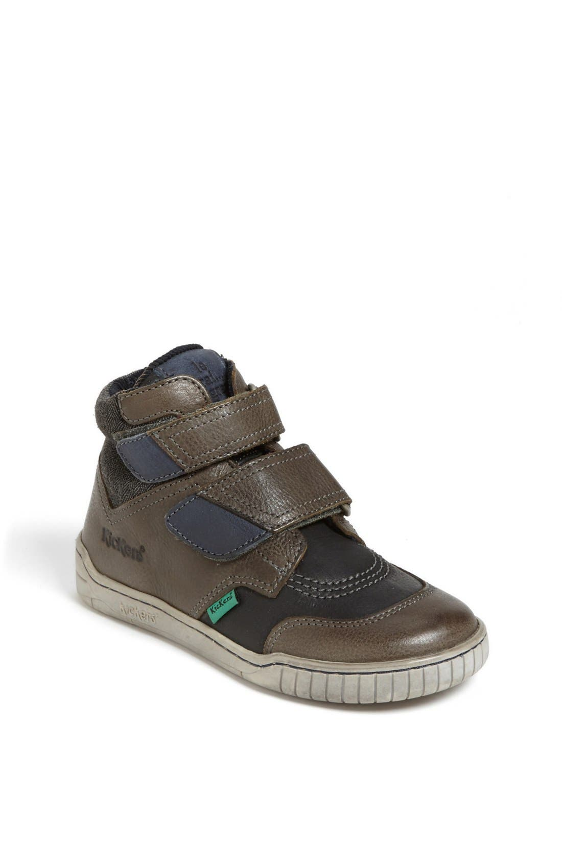Alternate Image 1 Selected - Kickers 'Windsor 4' Sneaker (Toddler & Little Kid)