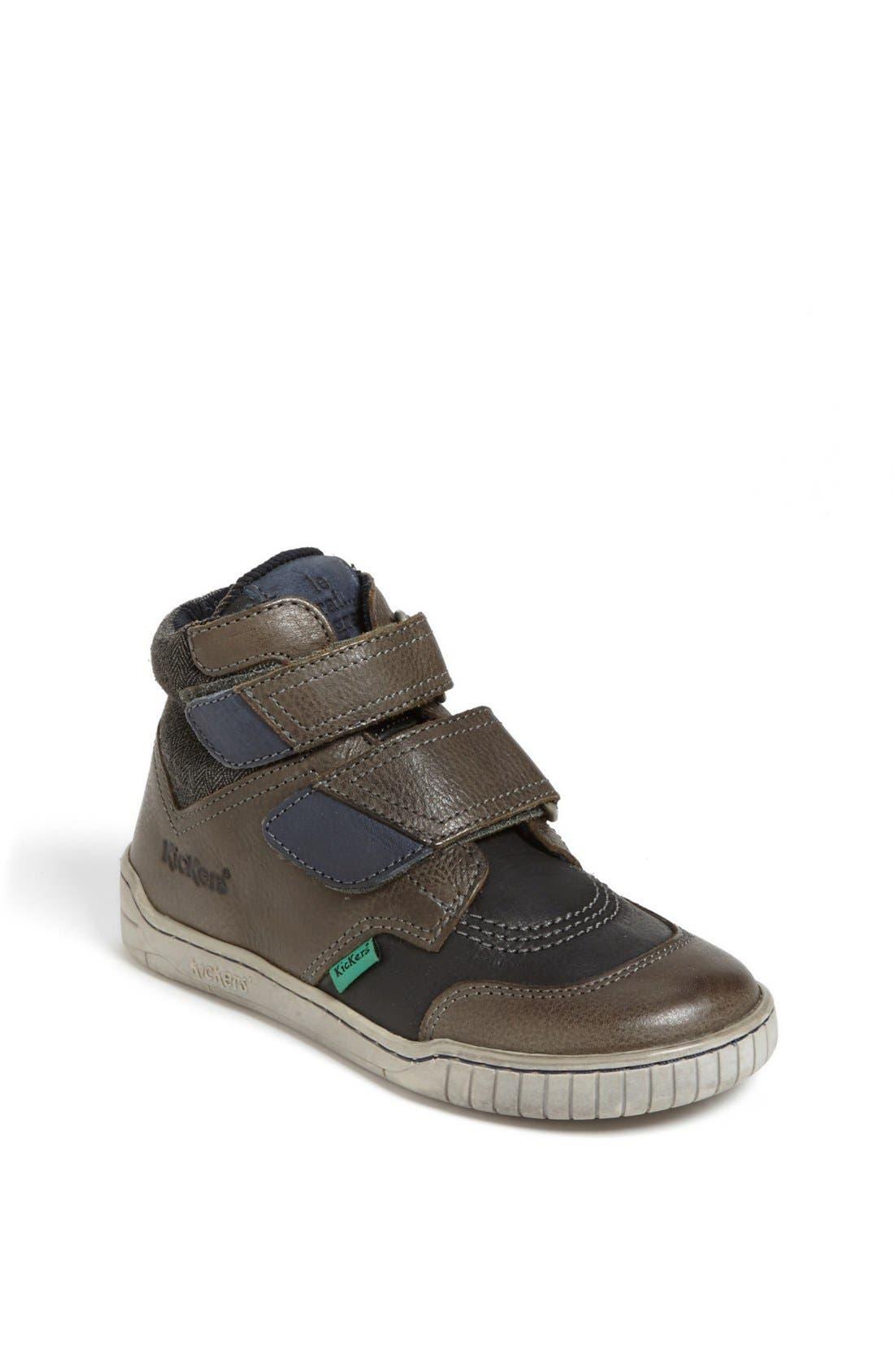 Main Image - Kickers 'Windsor 4' Sneaker (Toddler & Little Kid)