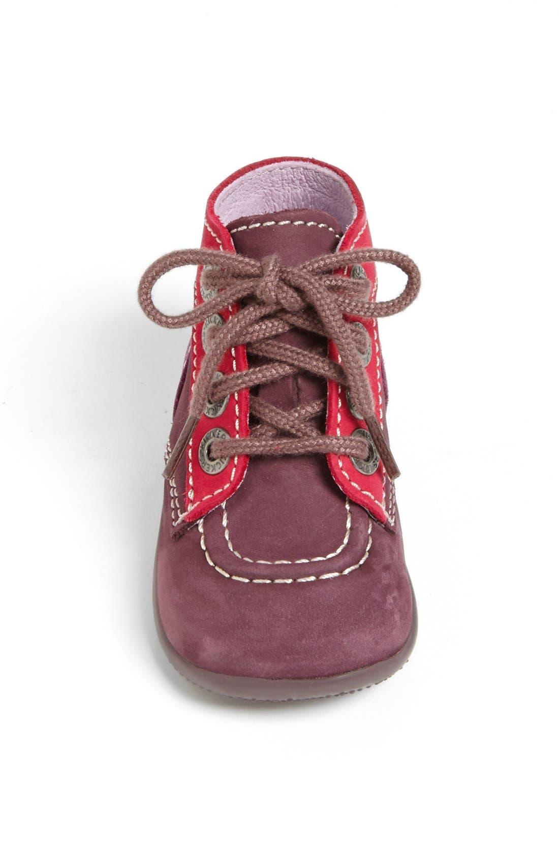 Alternate Image 3  - Kickers 'Bonbon 82' Boot (Baby, Walker & Toddler)