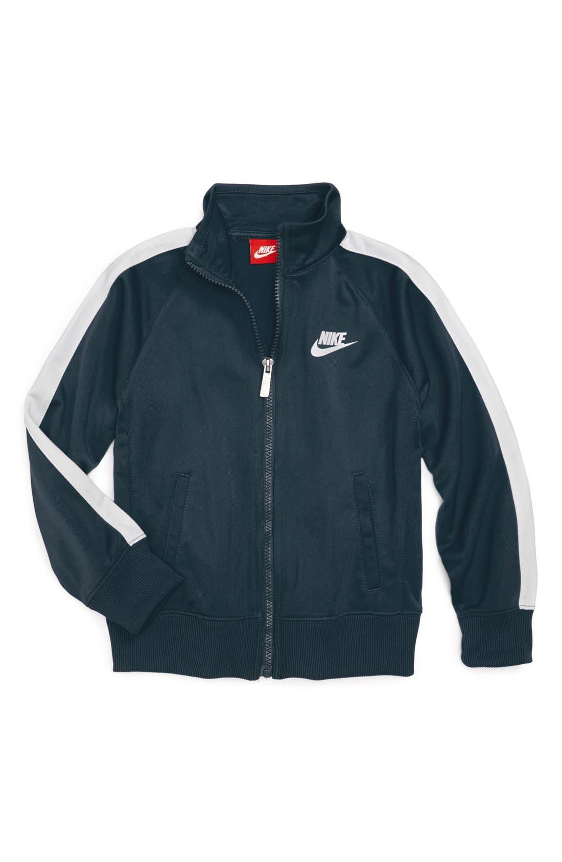 Alternate Image 1 Selected - Nike 'Futura' Jacket (Little Boys)