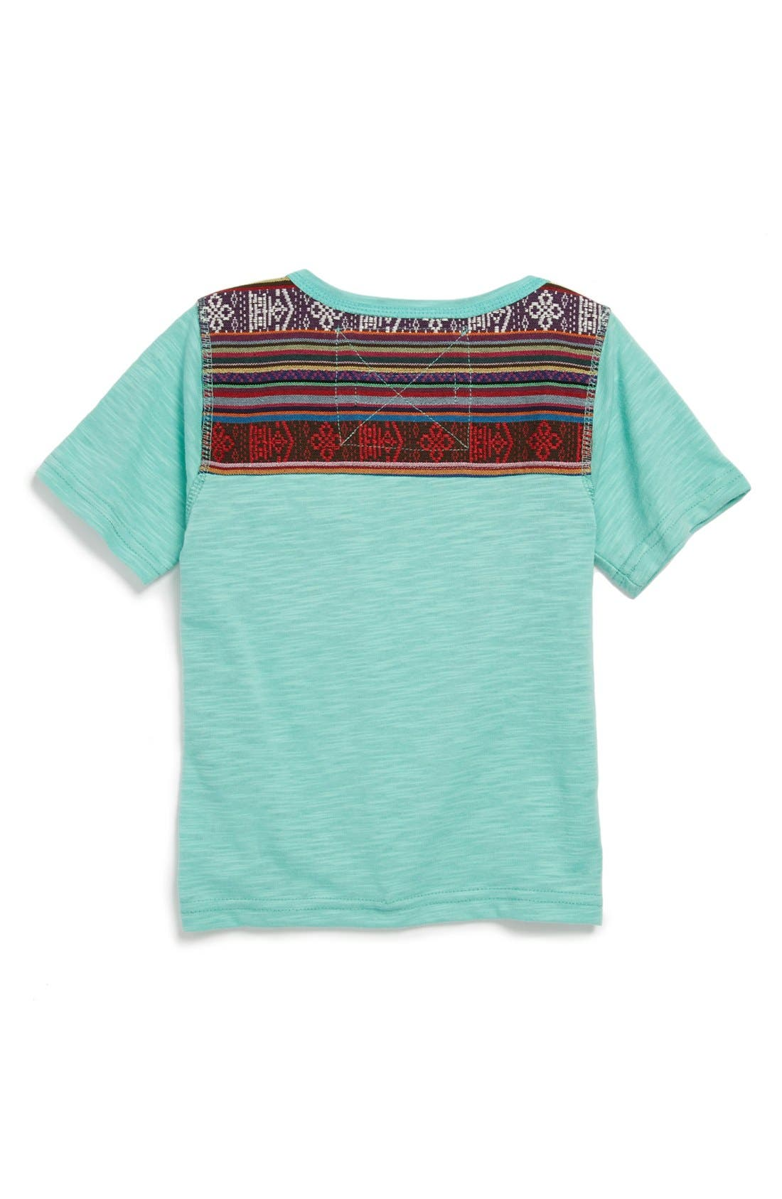 Alternate Image 2  - Sovereign Code Contrast Pocket T-Shirt (Toddler Boys)