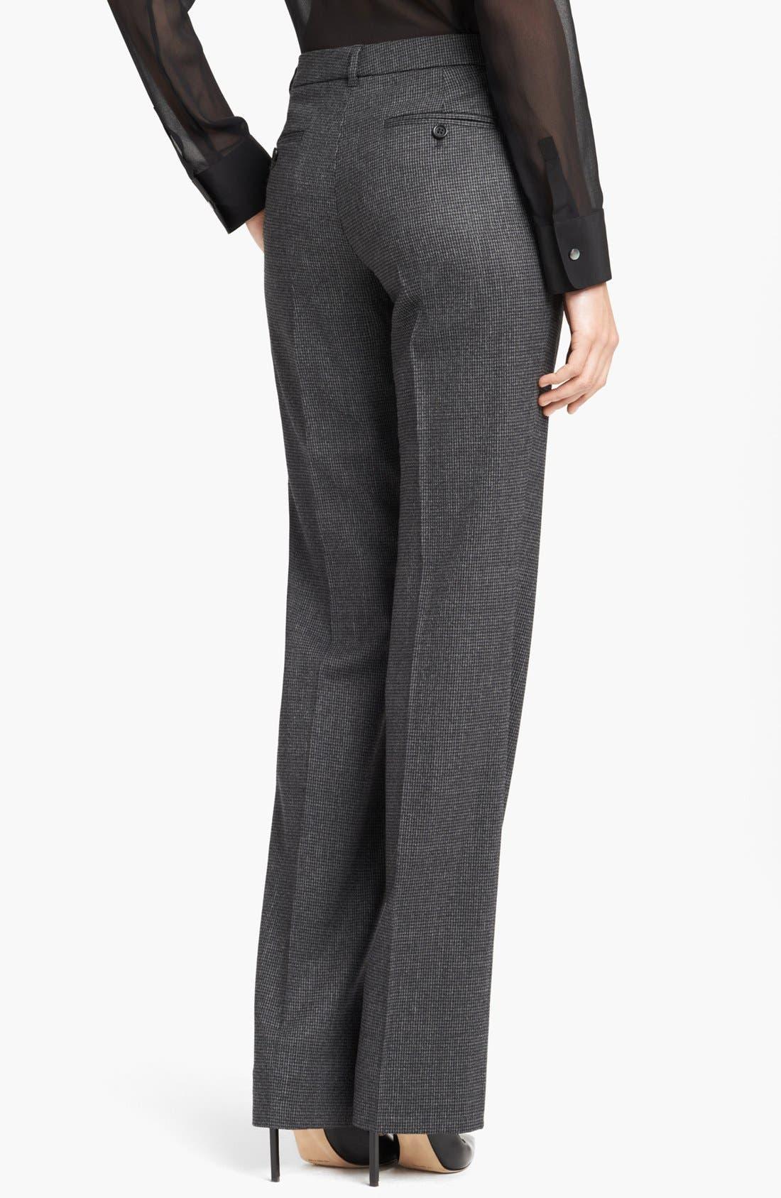 Alternate Image 2  - Dolce&Gabbana Houndstooth Pants