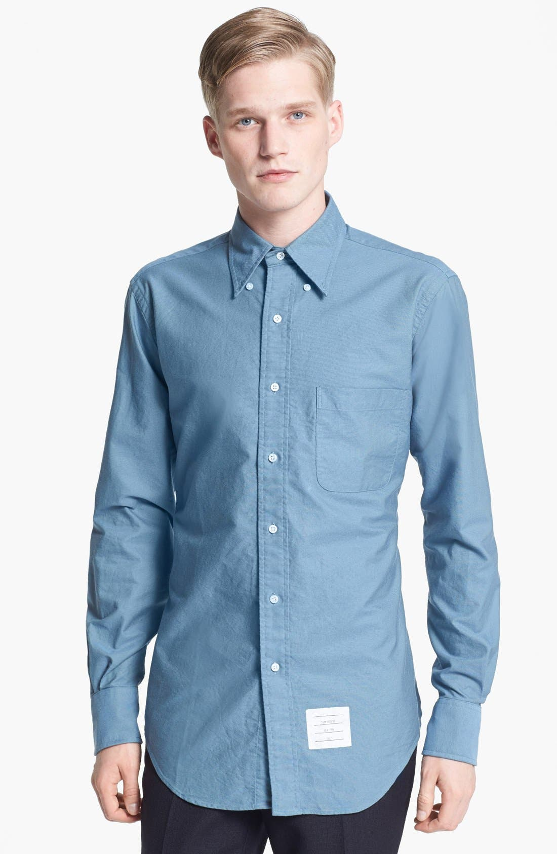 Alternate Image 1 Selected - Thom Browne Oxford Shirt