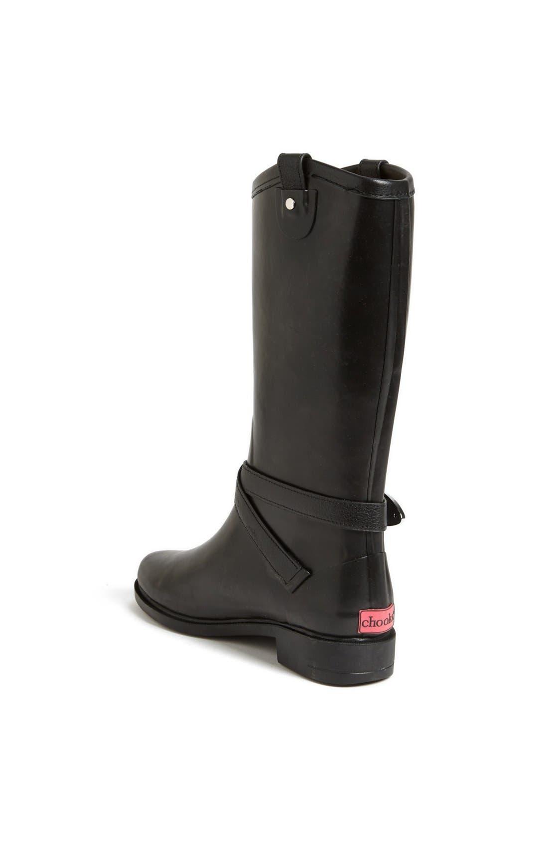 Alternate Image 2  - Chooka 'Lorum Strap' Rain Boot (Women)