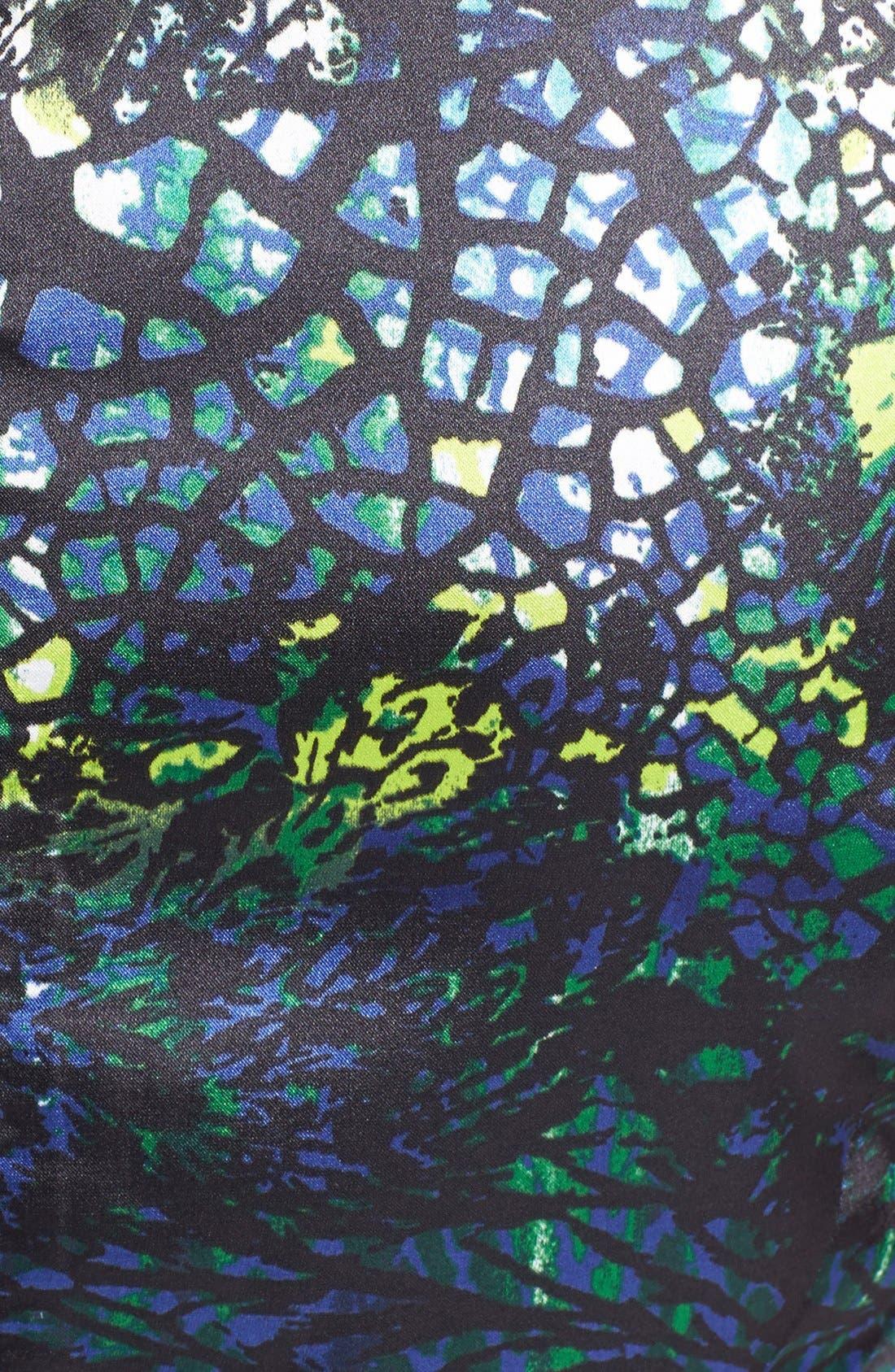 Alternate Image 3  - T Tahari 'Sienna' Print Sheath Dress