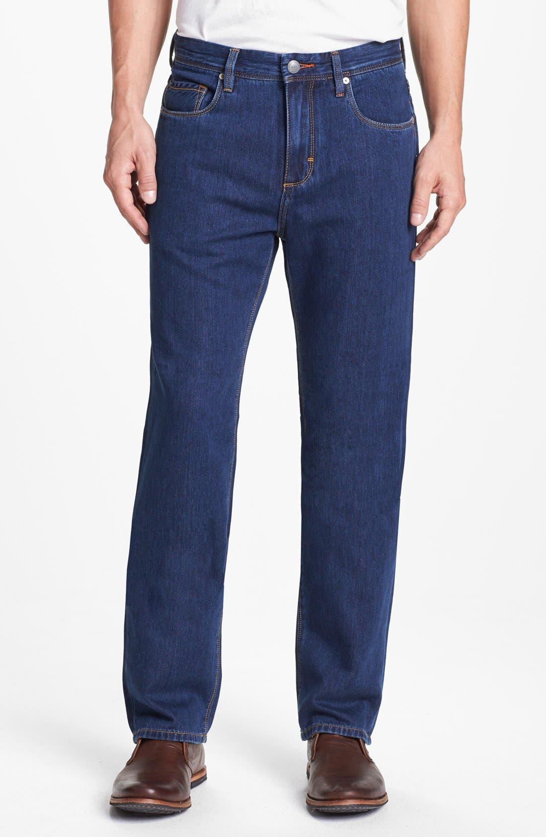 Main Image - Tommy Bahama Denim 'Coastal Island' Standard Fit Jeans (Medium)