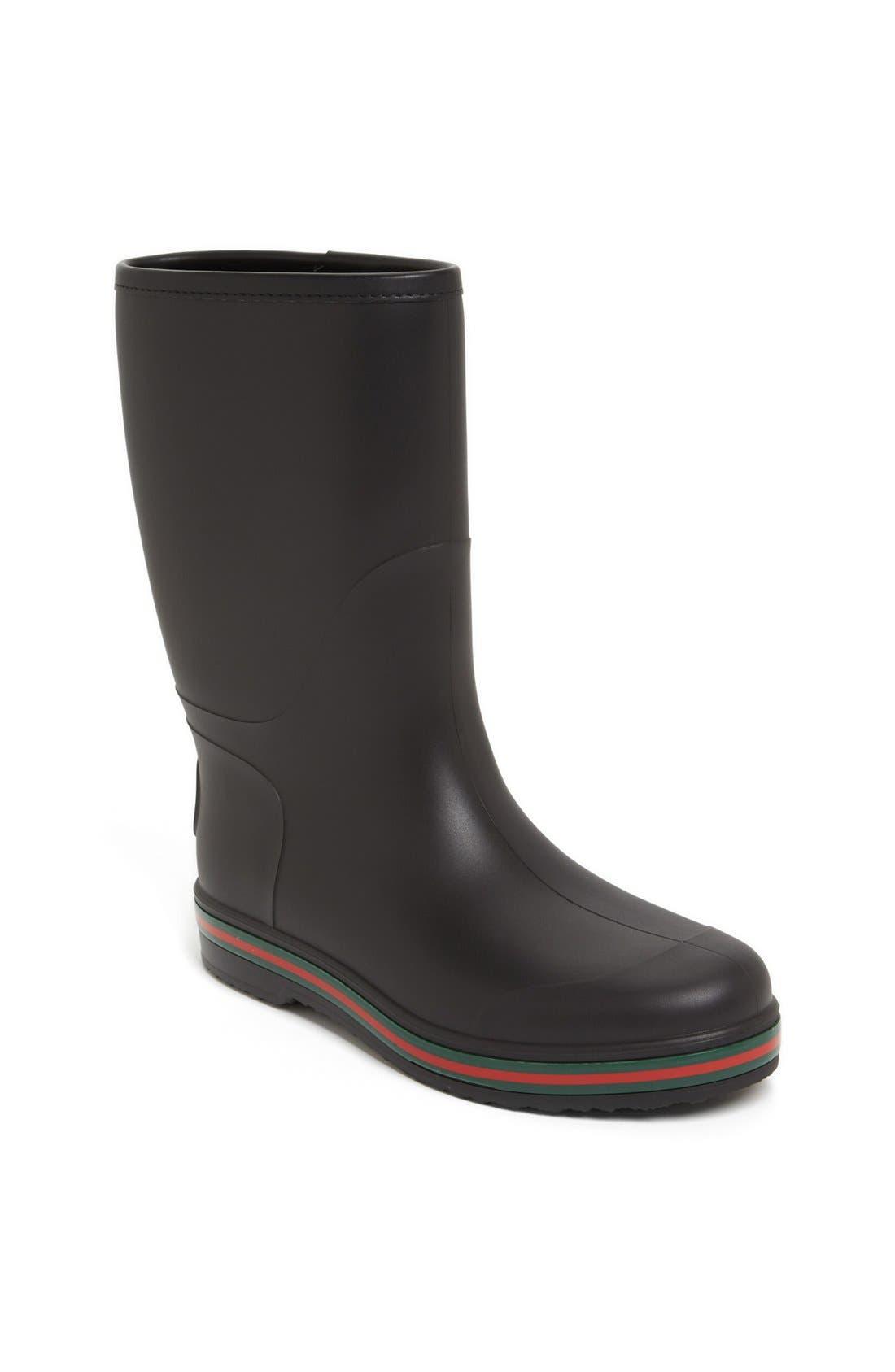 Main Image - Gucci 'Brest' Rain Boot