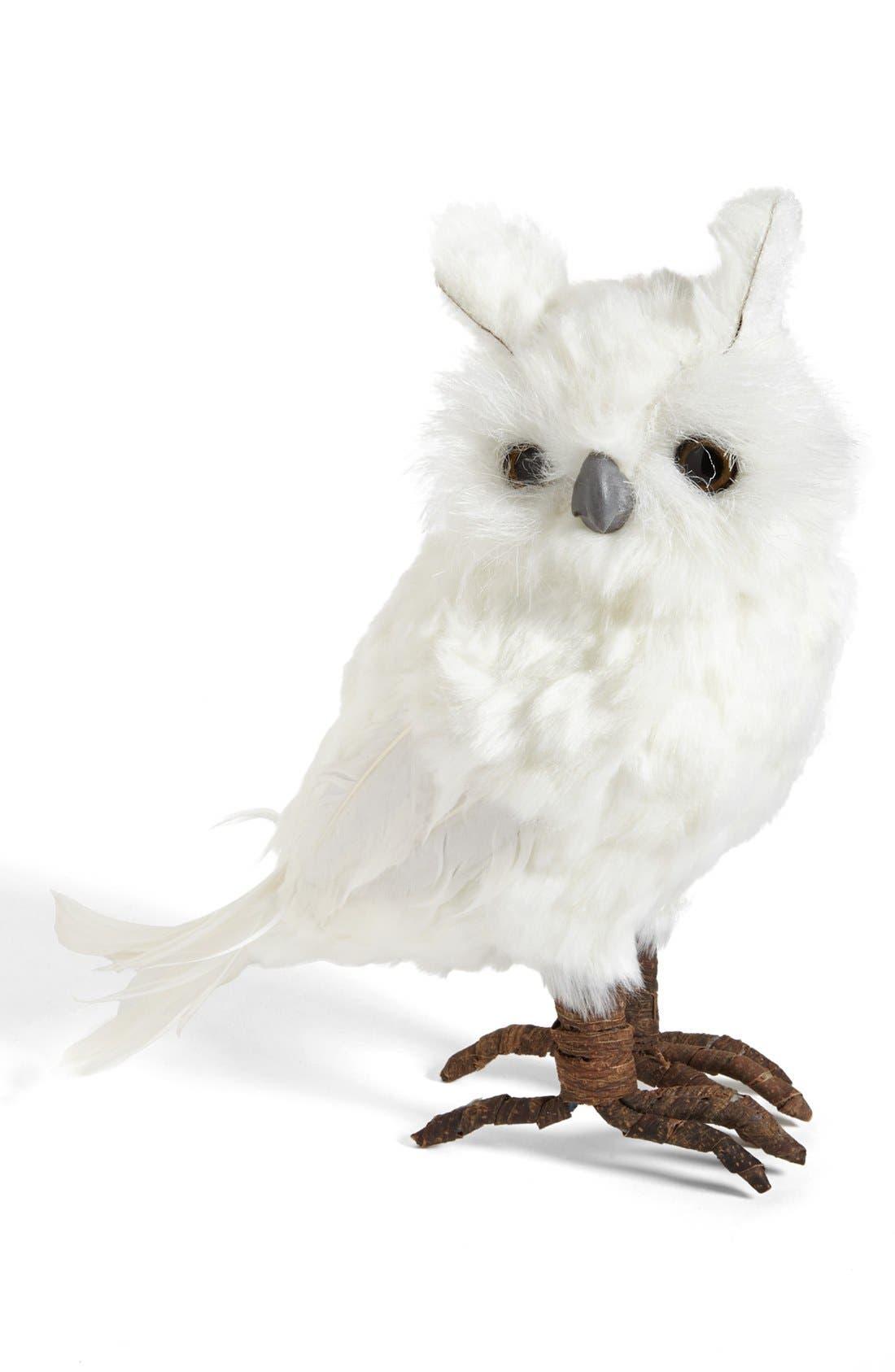 Alternate Image 1 Selected - K & K Interiors Decorative Owl Figure
