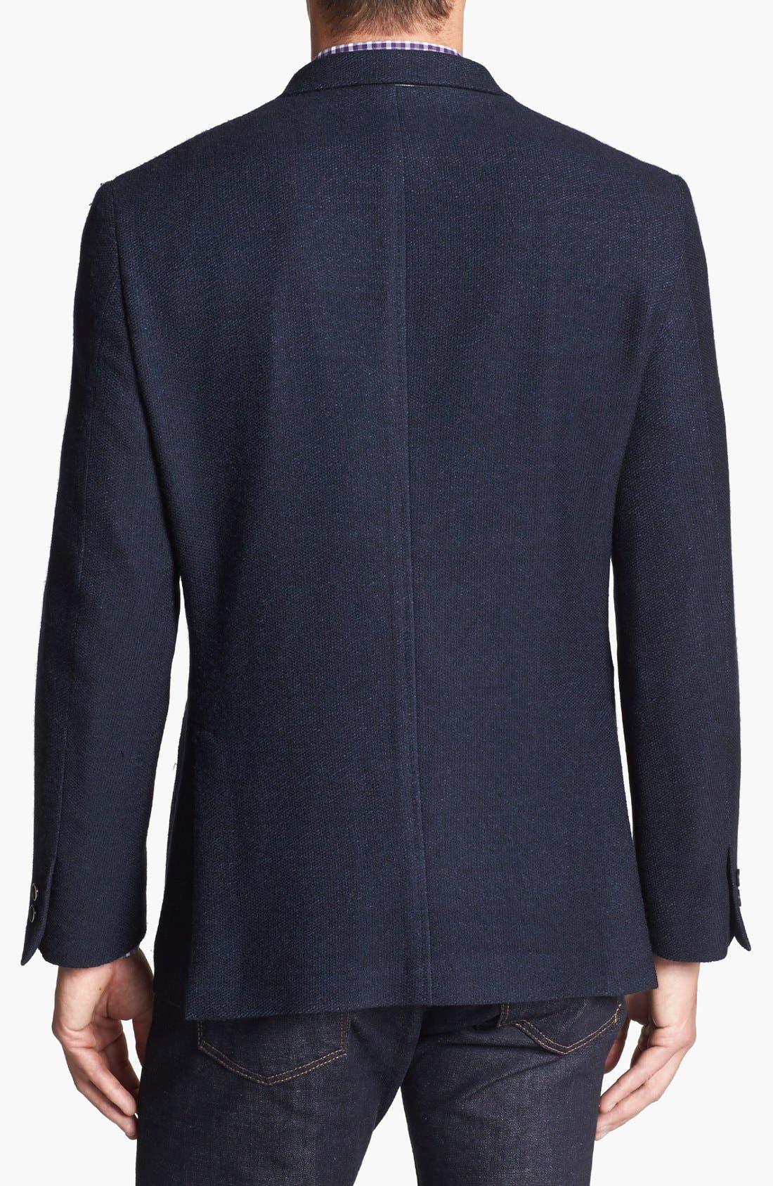 Alternate Image 3  - Ibiza 'Remo' Wool Sportcoat