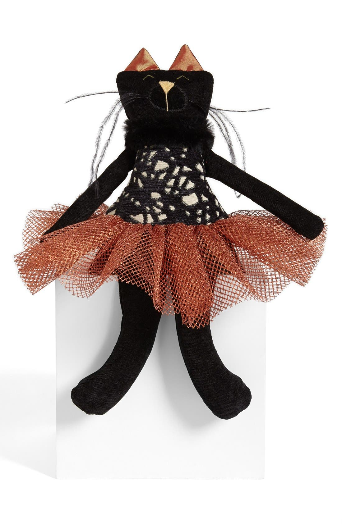 Main Image - Woof & Poof 'Party Cat' Doll