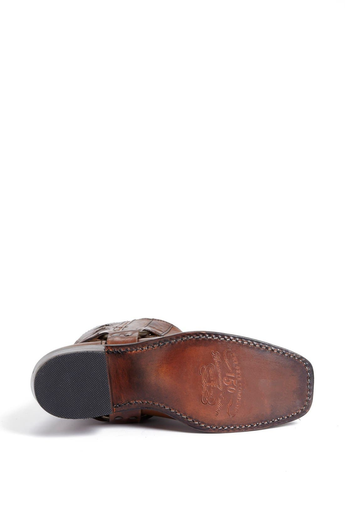 Alternate Image 4  - Frye 'Harness Americana' Bootie (Limited Edition)