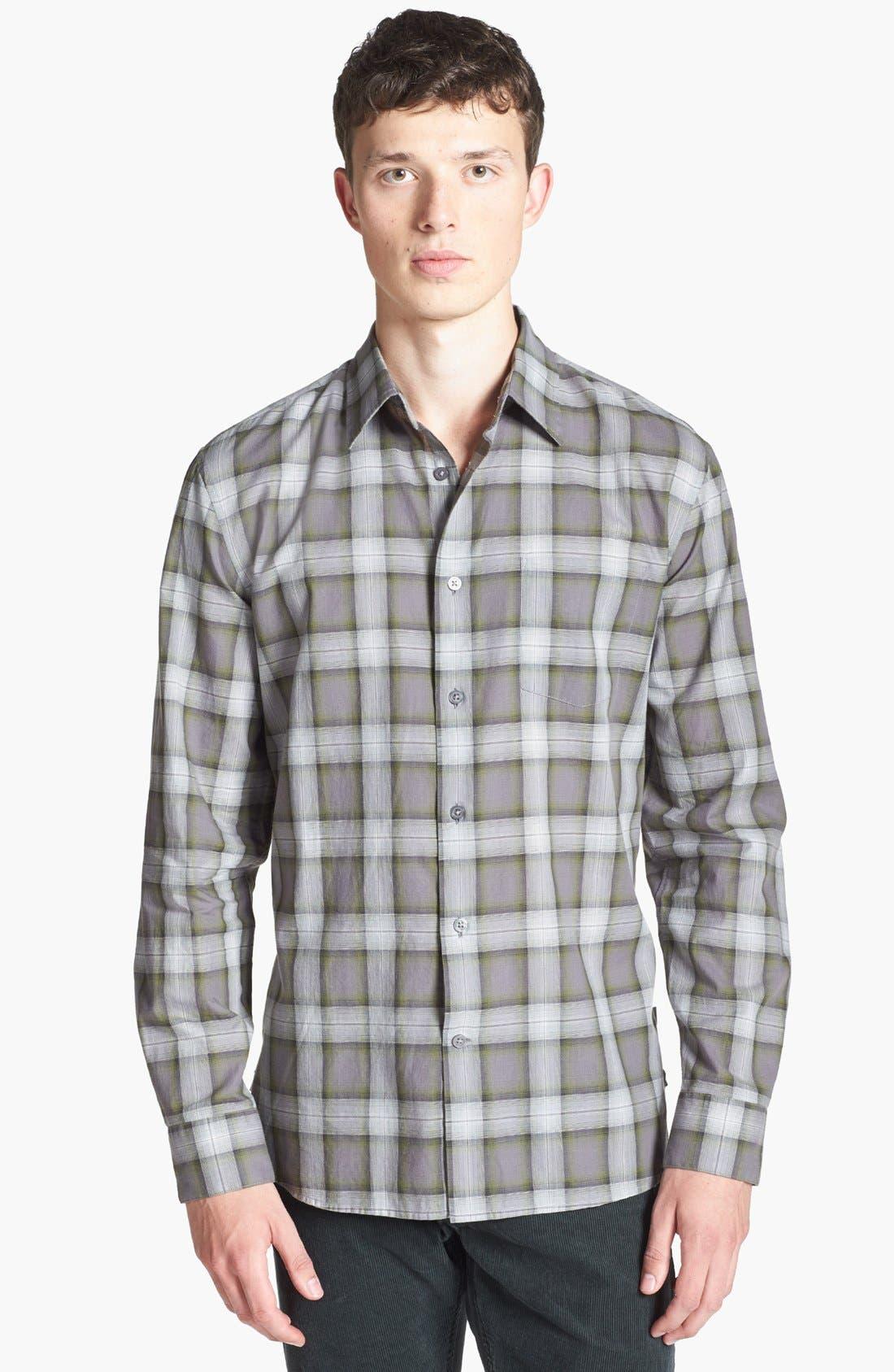 Main Image - John Varvatos Star USA Slim Fit Sport Shirt