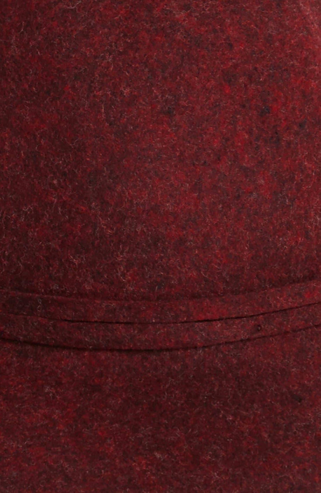 Alternate Image 2  - Nordstrom Felt Hat