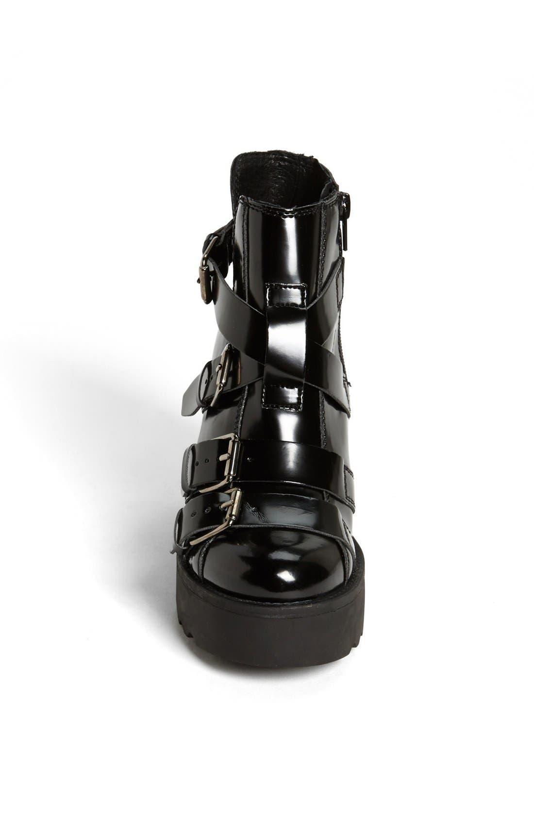 Alternate Image 3  - Topshop 'Argo Heavy Strap' Boot