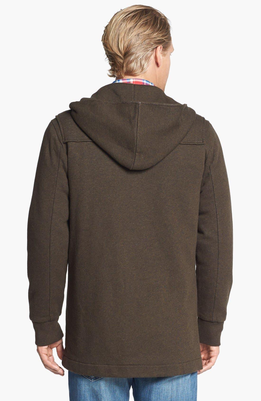 Alternate Image 2  - Grayers 'Wilson' Toggle Fleece Jacket