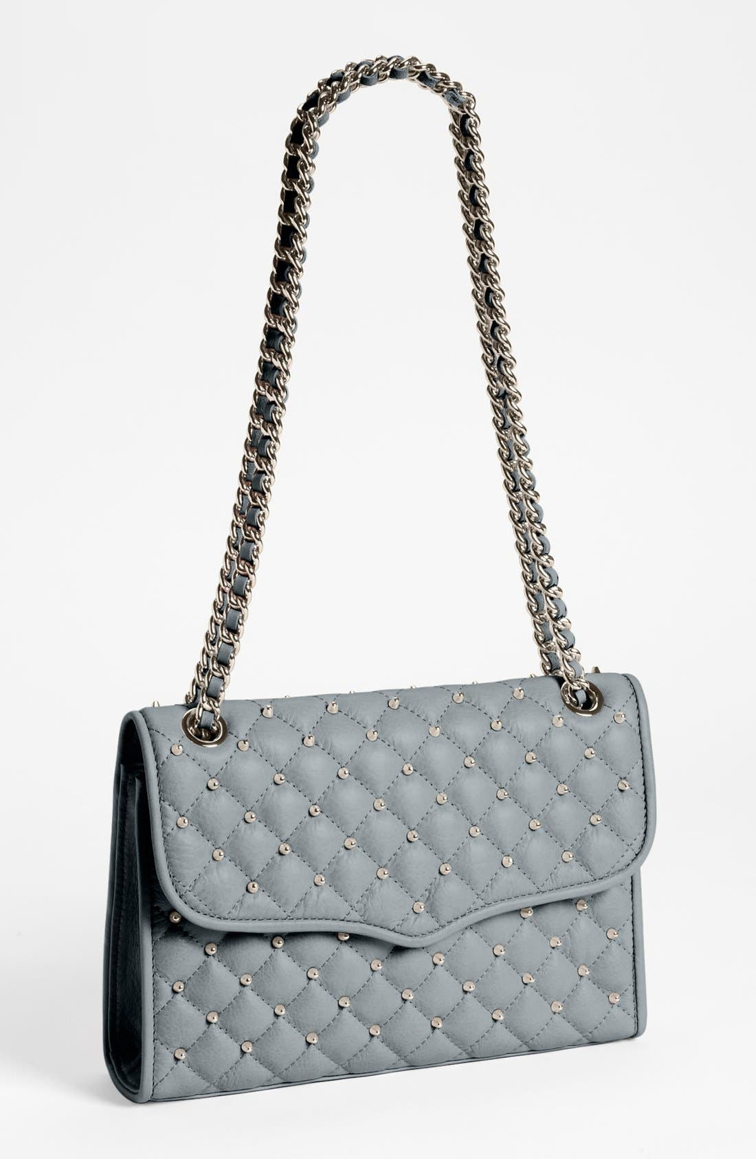 Alternate Image 1 Selected - Rebecca Minkoff 'Affair' Leather Shoulder Bag