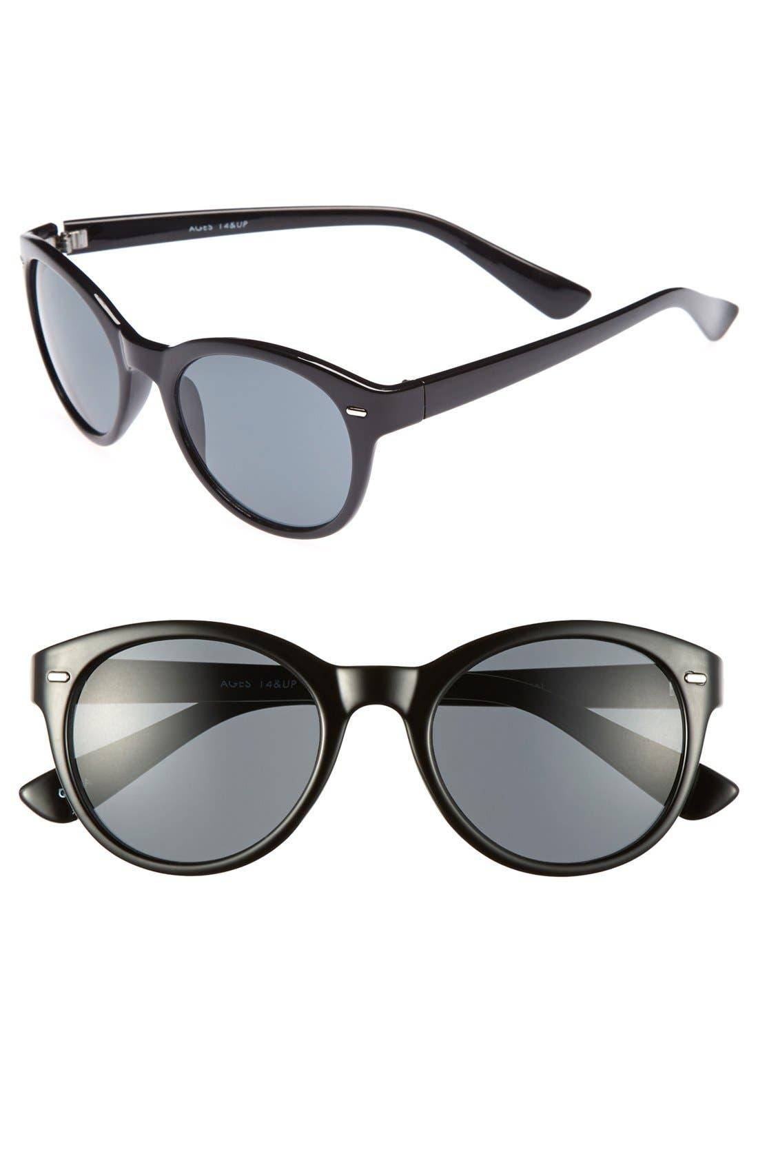 Alternate Image 1 Selected - Fantas Eyes Sunglasses (Juniors)