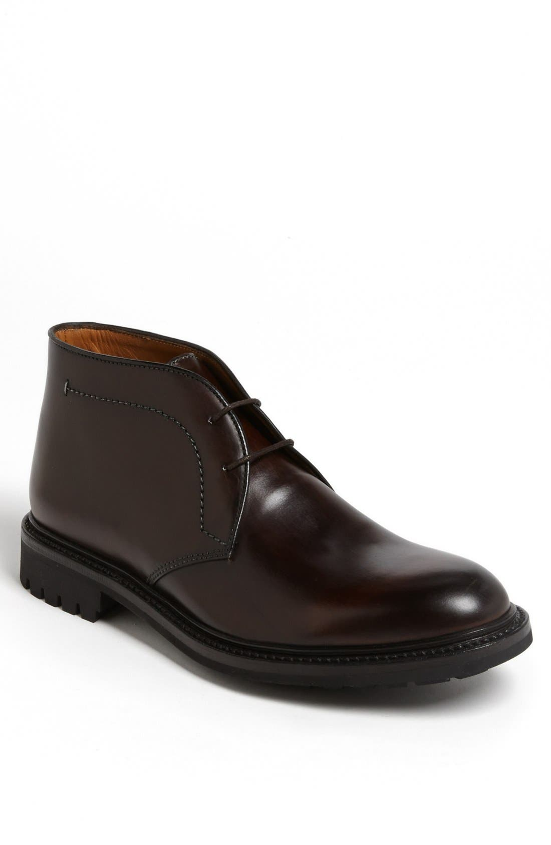Alternate Image 1 Selected - Lottusse Leather Chukka Boot