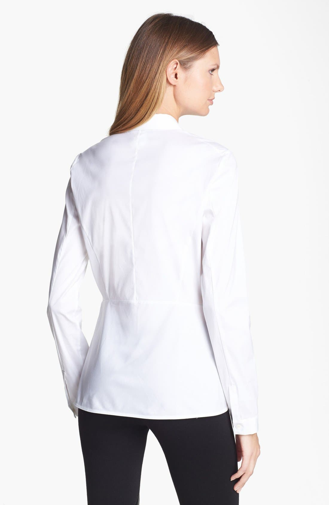 Alternate Image 2  - Lafayette 148 New York 'Mavis' Blouse