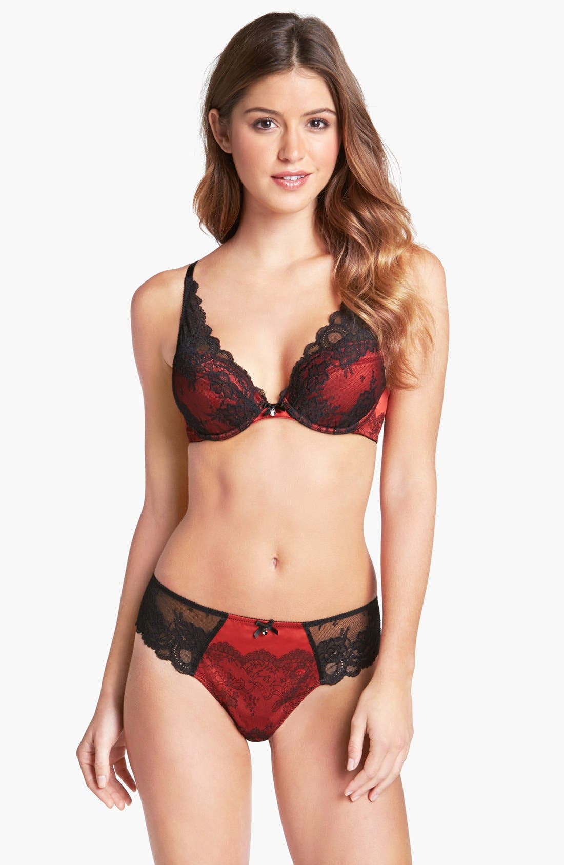 Alternate Image 2  - Chantelle Intimates 'Paris Paris' Underwire Push Up Bra