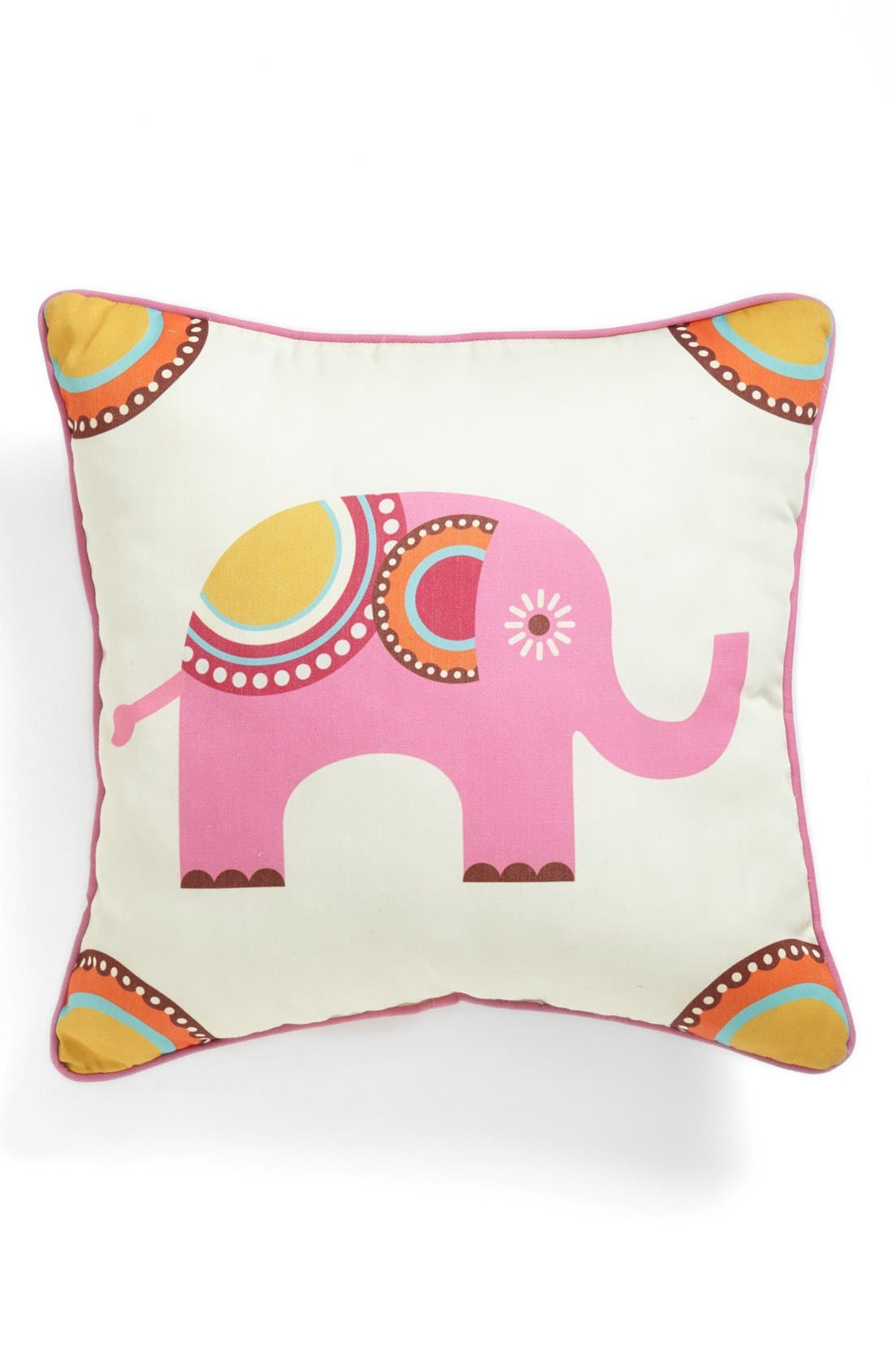 Alternate Image 1 Selected - PJ Salvage Elephant Pillow