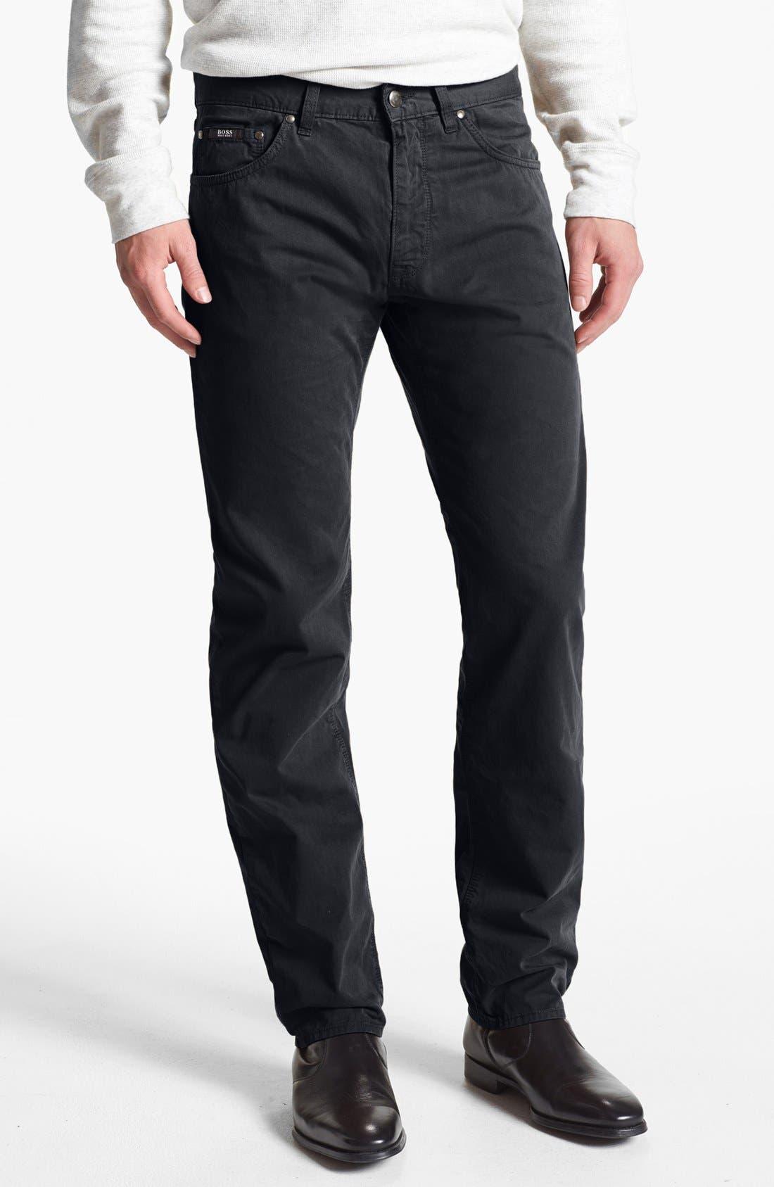 Alternate Image 1 Selected - BOSS HUGO BOSS 'Maine' Pants