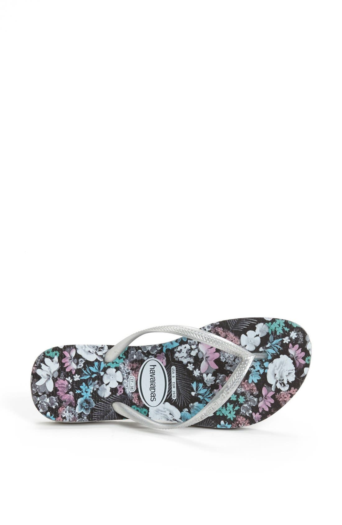 Alternate Image 3  - Havaianas 'Slim Floral' Flip Flop (Women)