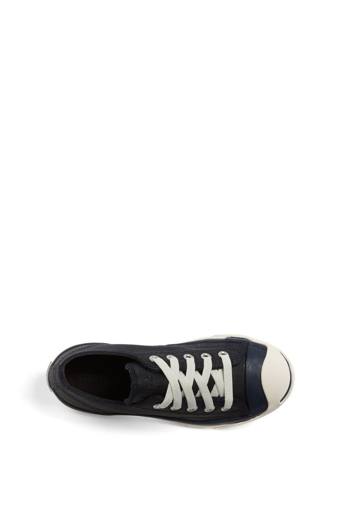 Alternate Image 3  - Converse 'Jack Purcell' Sneaker (Toddler, Little Kid & Big Kid)