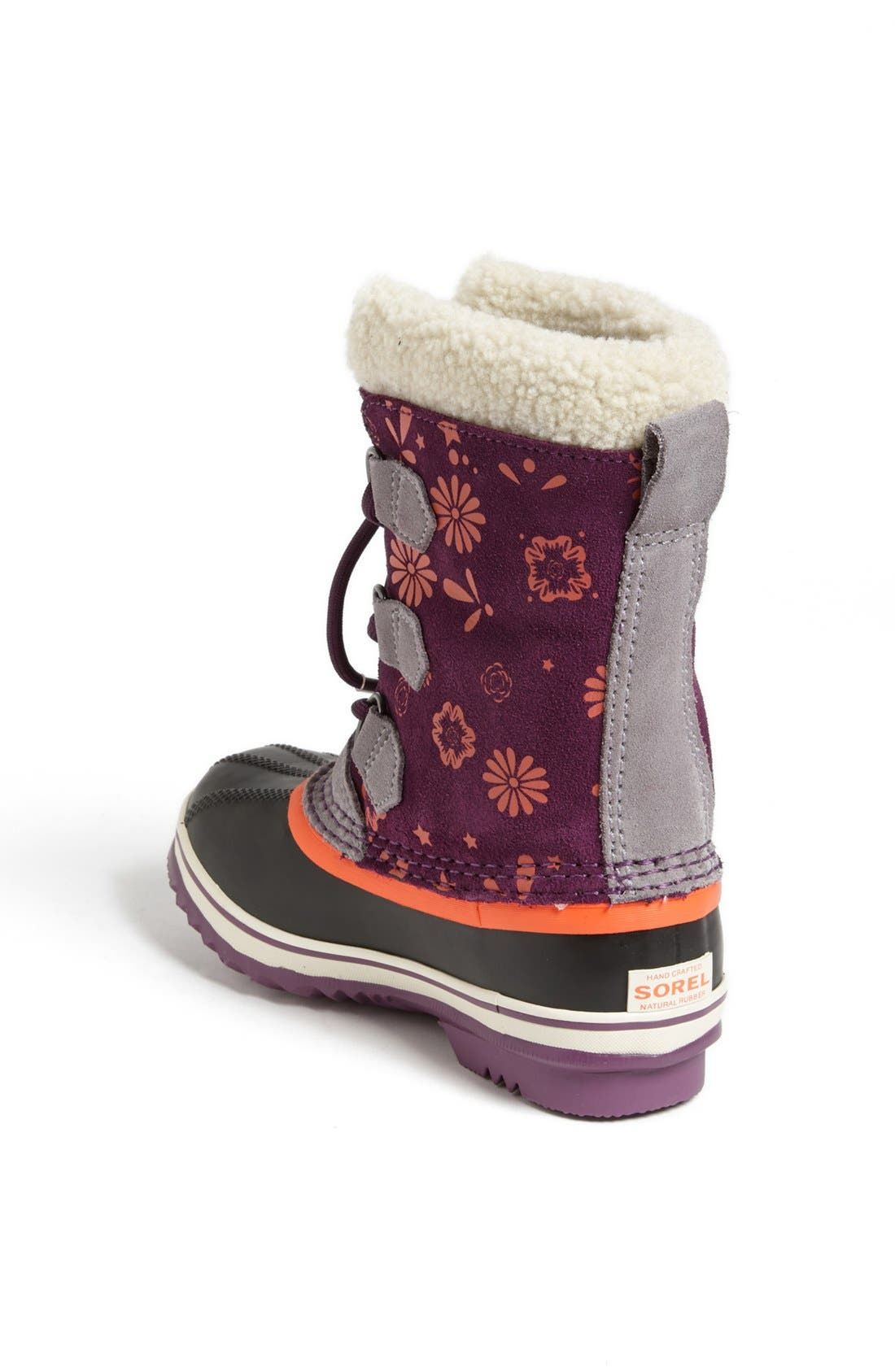 Alternate Image 2  - SOREL '1964 PAC™ - Graphic' Snow Boot (Toddler, Little Kid & Big Kid)
