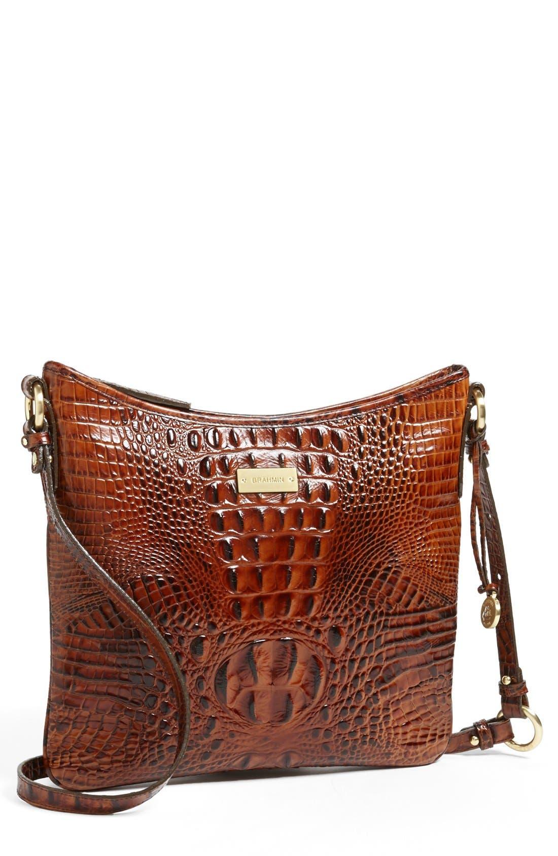 Main Image - Brahmin 'Melbourne - Julie' Crossbody Bag