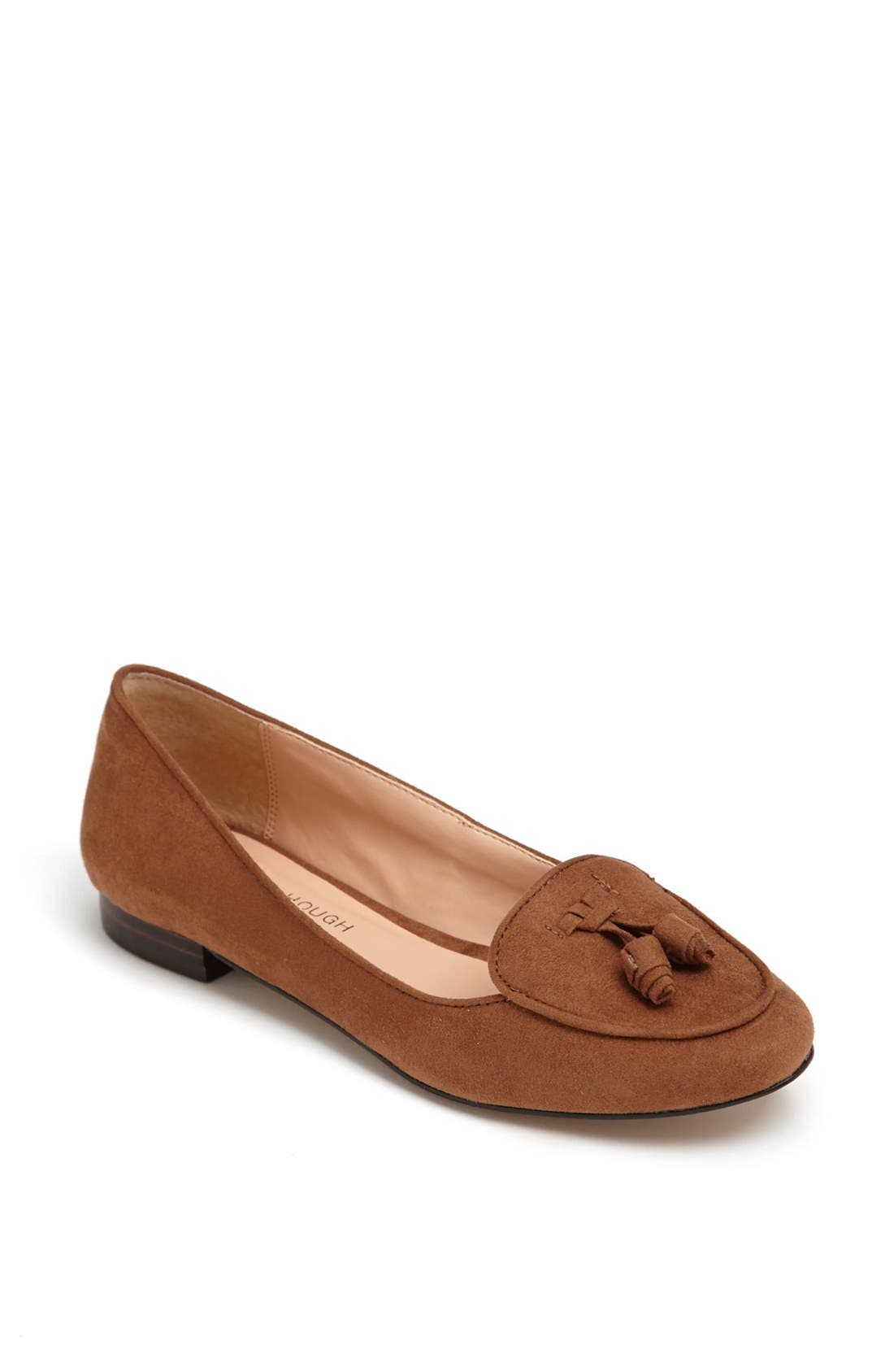 Alternate Image 1 Selected - Julianne Hough for Sole Society 'Cambria' Smoking Slipper Flat