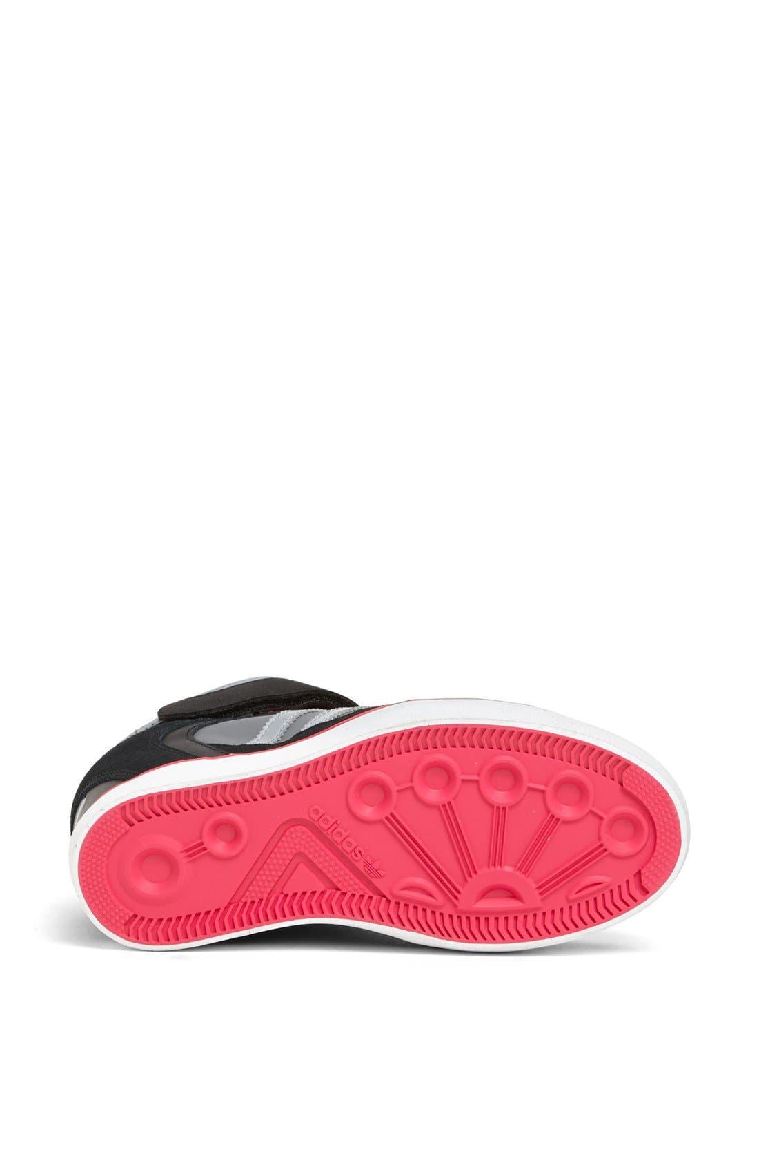 Alternate Image 4  - adidas 'Amberlight Up' Basketball Wedge Sneaker