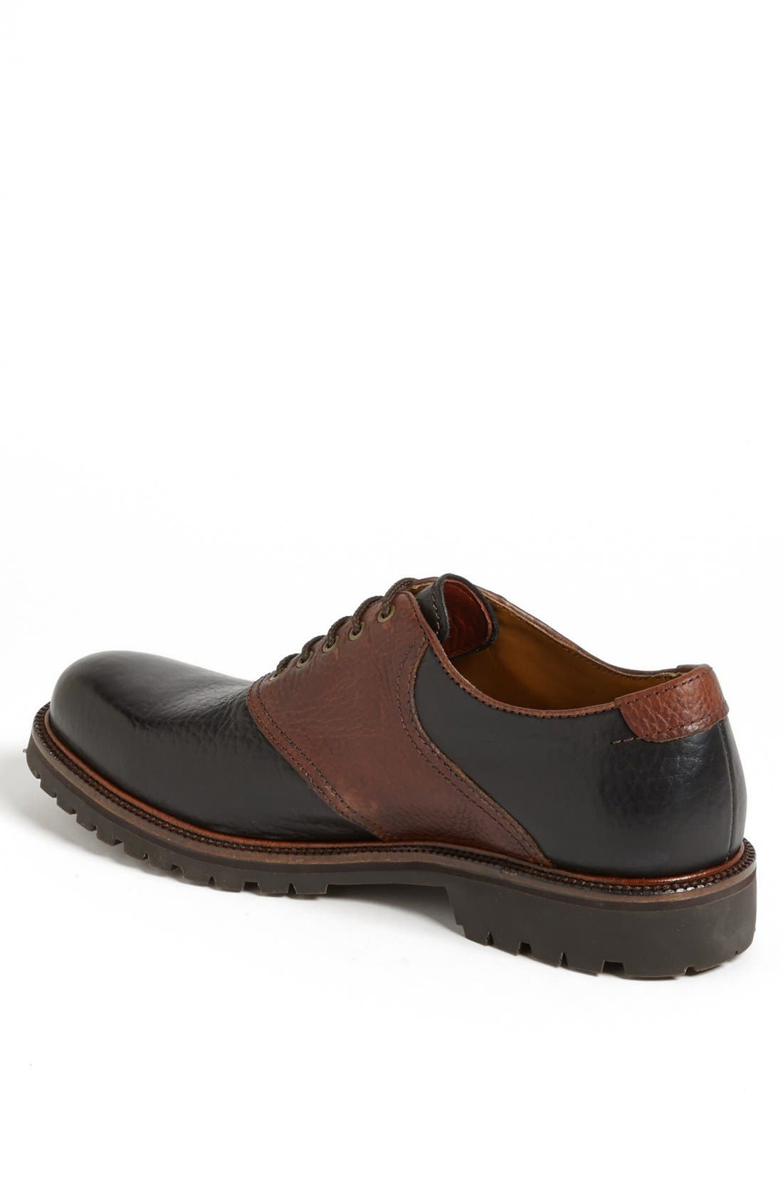 Alternate Image 2  - Trask 'Garland' Saddle Shoe (Men)