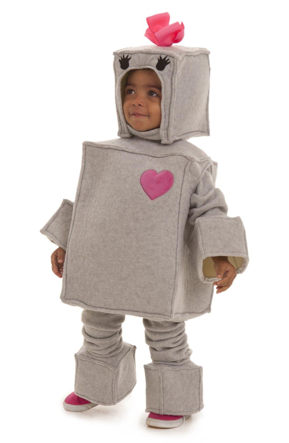 Alternate Image 1 Selected - Princess Paradise 'Rosalie the Robot' Costume (Baby)