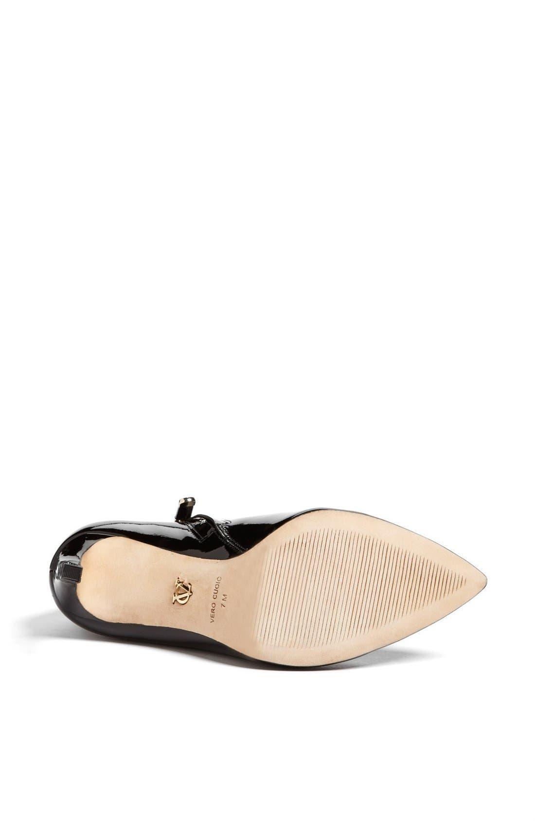 Alternate Image 4  - VC Signature 'Gordina' Patent Leather Bootie (Nordstrom Exclusive)