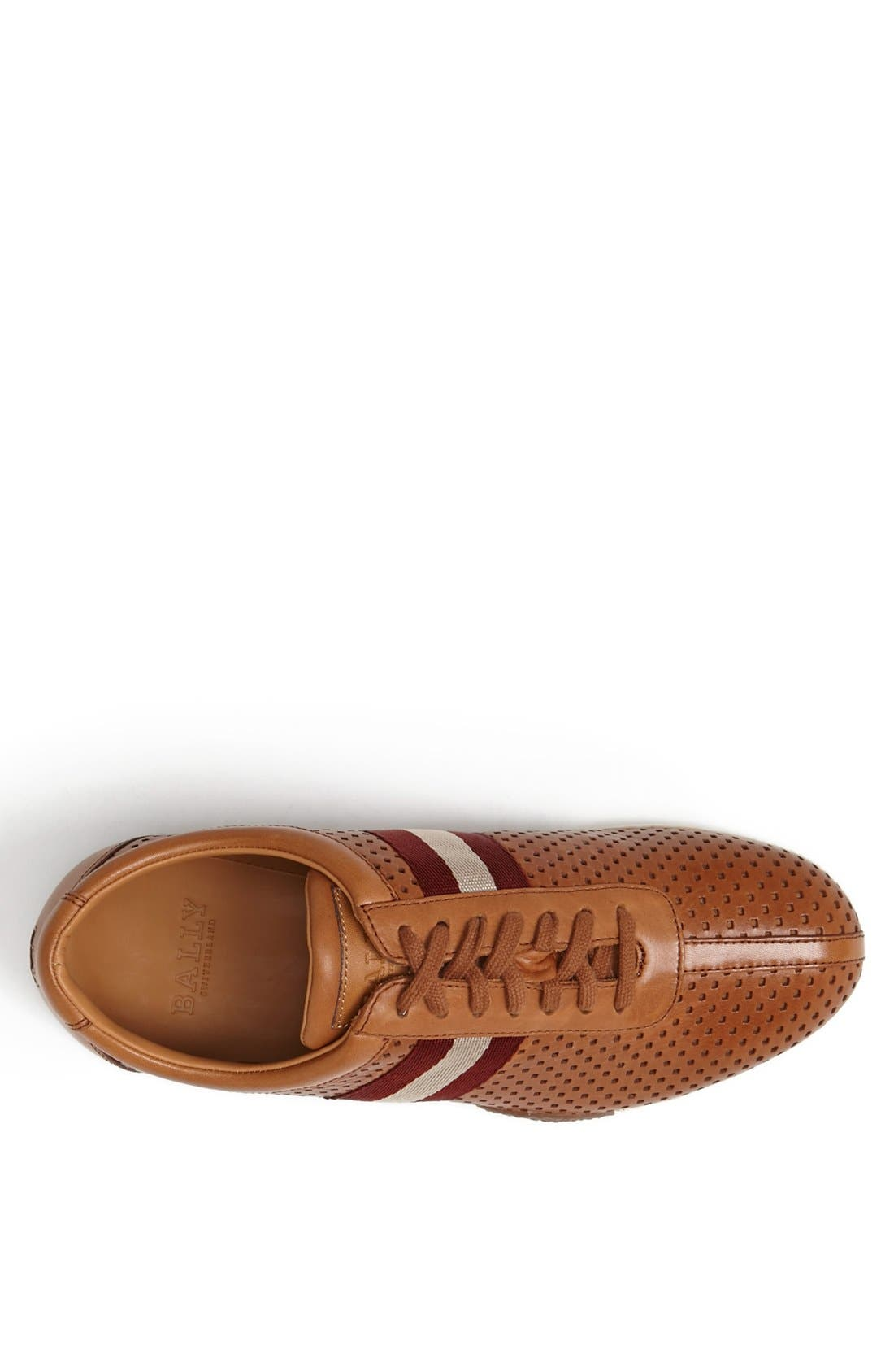 Alternate Image 3  - Bally 'Freenew' Perforated Leather Sneaker