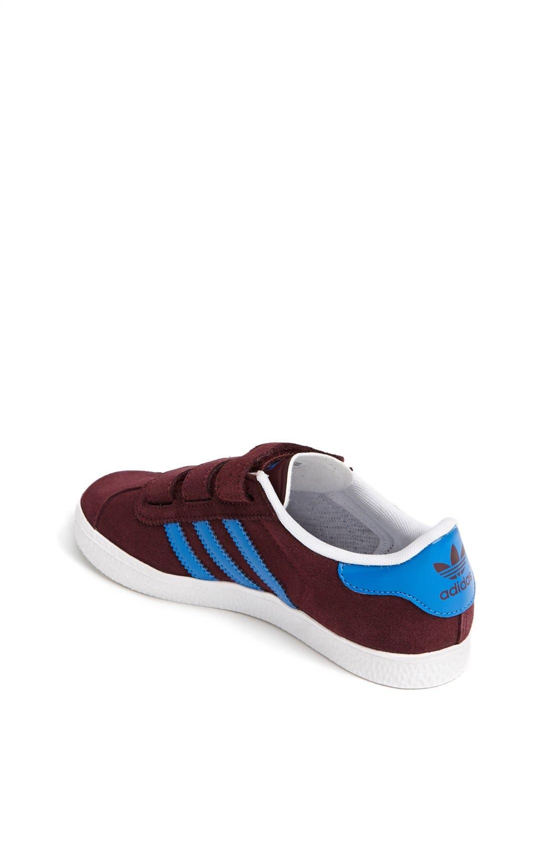 Alternate Image 2  - adidas 'Gazelle 2' Sneaker (Toddler & Little Kid)