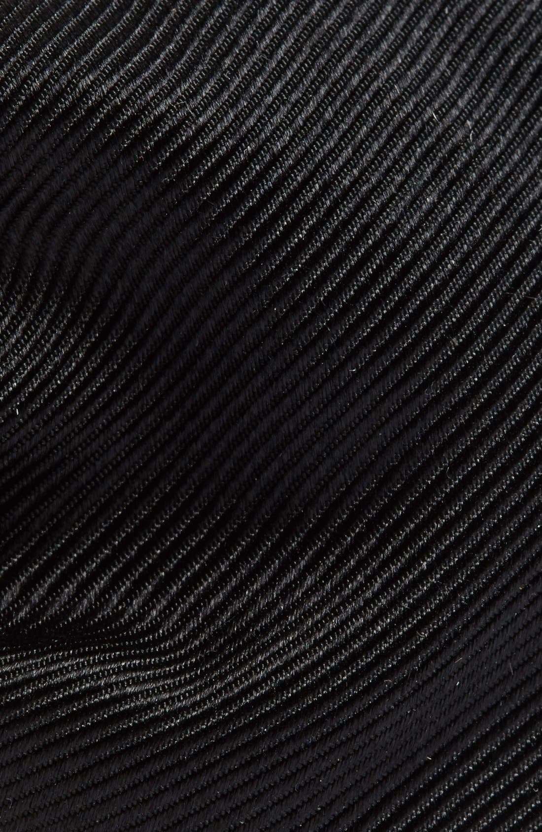 Alternate Image 2  - HUGO Silk Bow Tie