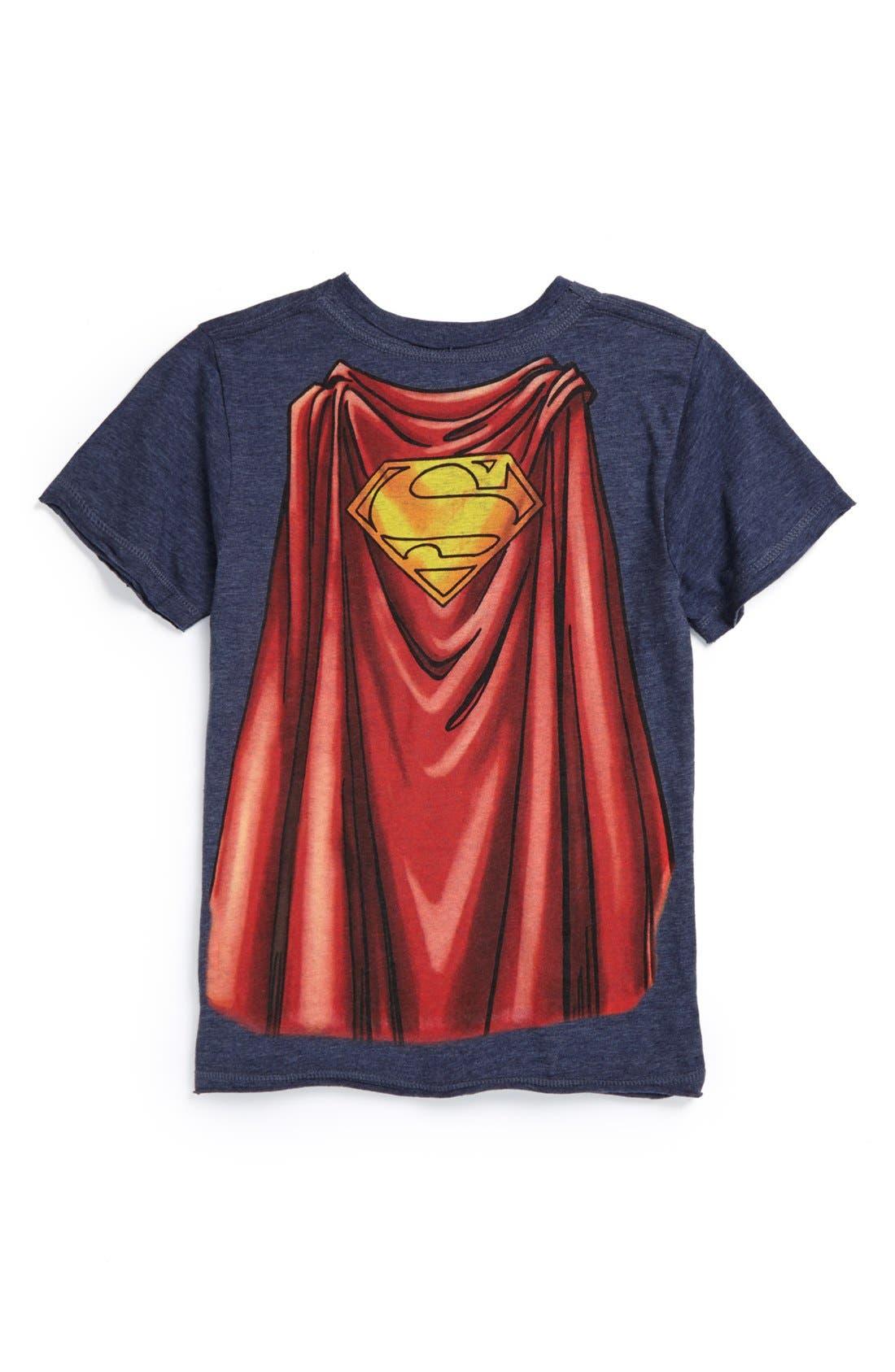 Alternate Image 2  - DX-Xtreme 'I Am Hero' T-Shirt (Little Boys)