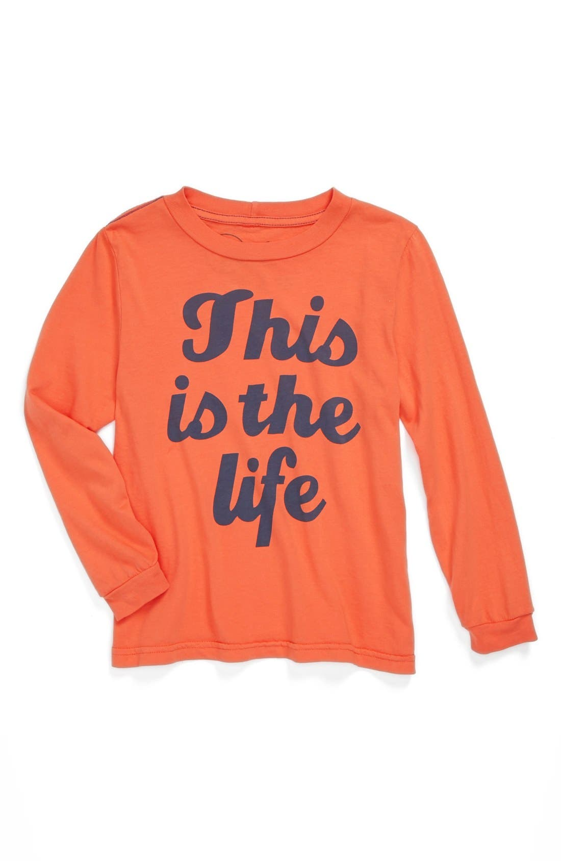 Alternate Image 1 Selected - Peek 'This Is the Life' T-Shirt (Toddler Boys, Little Boys & Big Boys)