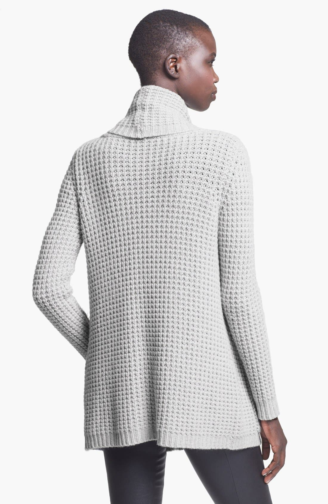 Alternate Image 2  - autumn cashmere Draped Cardigan