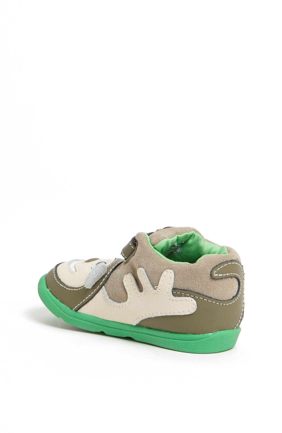Alternate Image 2  - Zooligans™ 'Bobo the Monkey' Sneaker (Baby, Walker, Toddler & Little Kid)