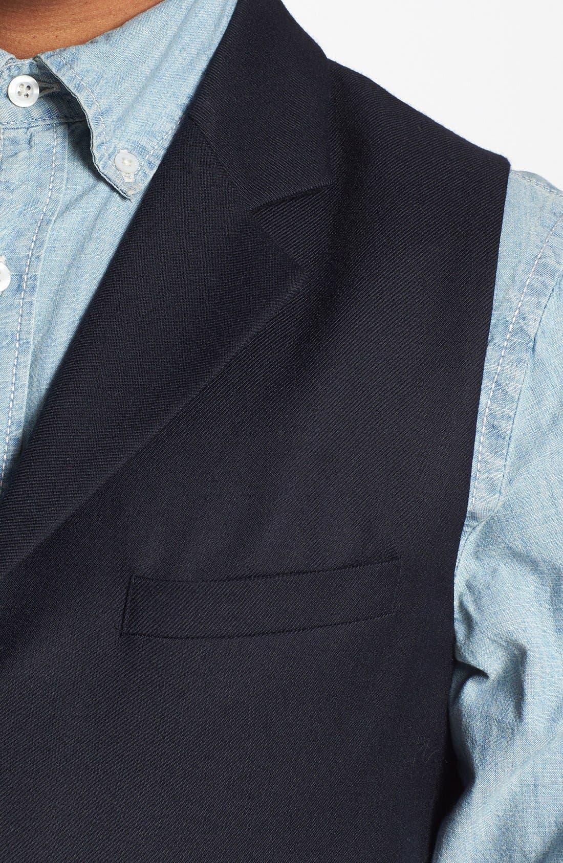 Alternate Image 3  - Scotch & Soda Cotton Vest