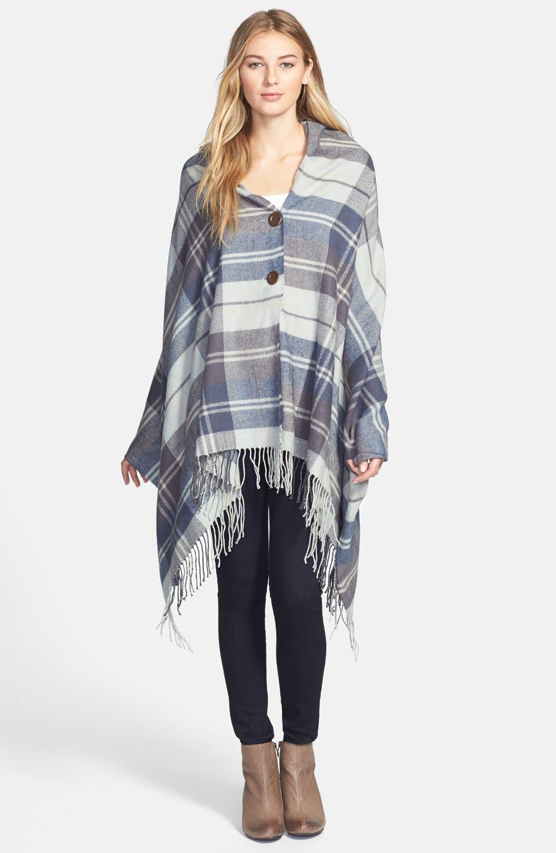Alternate Image 1 Selected - Tildon Knit Poncho