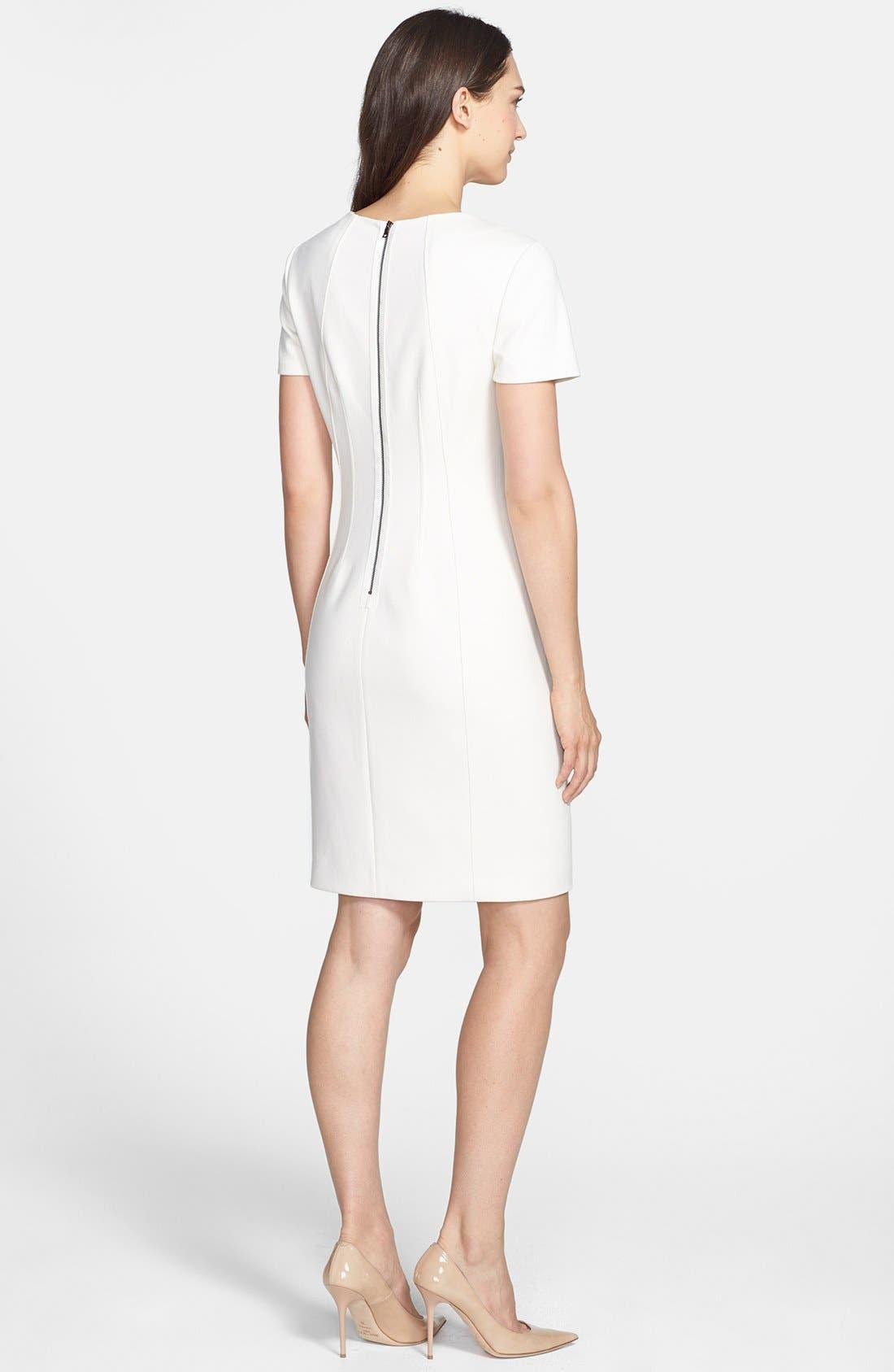 Alternate Image 2  - T Tahari 'Lanette' Dress