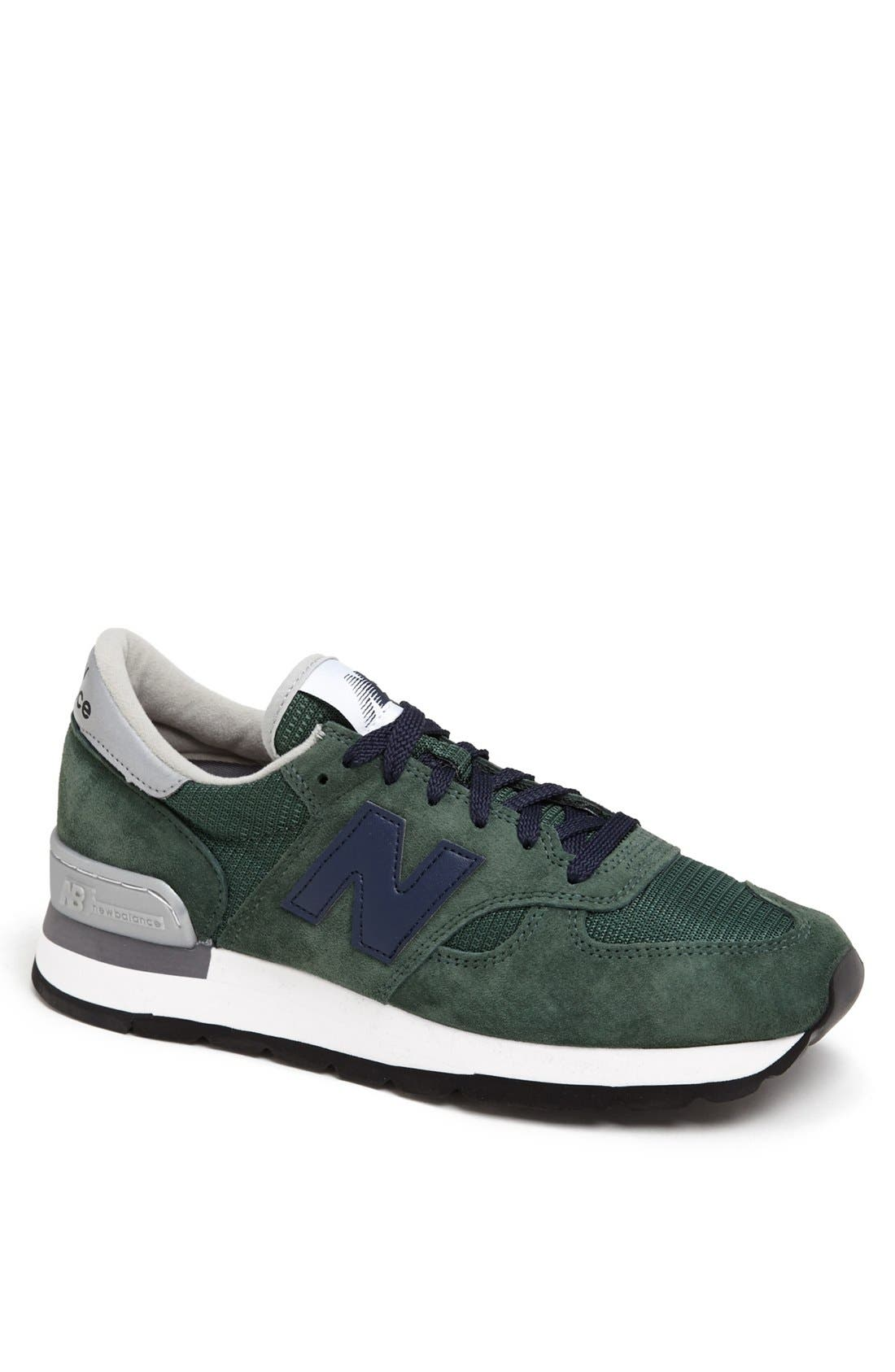 Alternate Image 1 Selected - New Balance '990' Sneaker (Men)