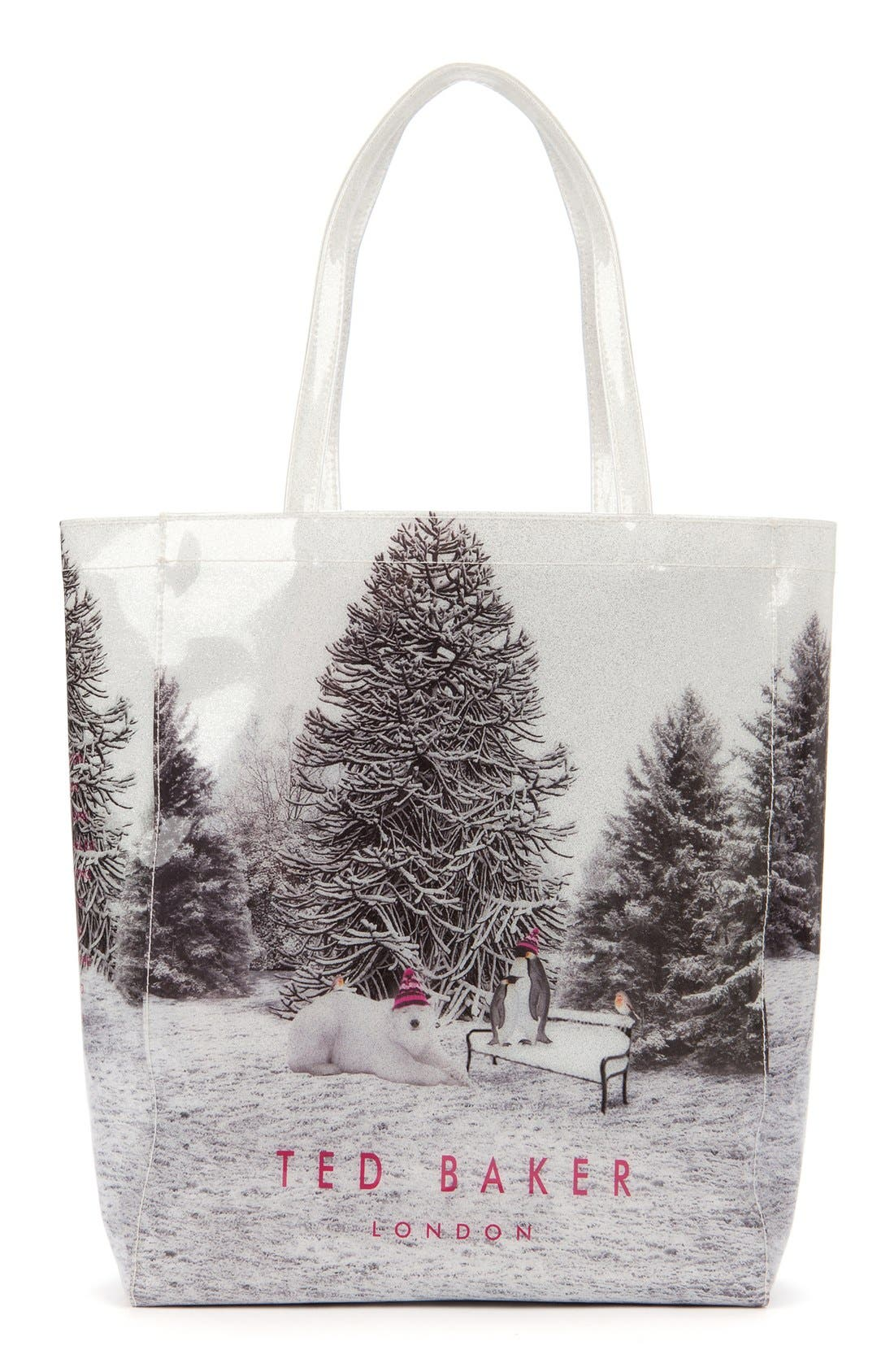 Alternate Image 1 Selected - Ted Baker London 'Snow Place Like Home' Tote