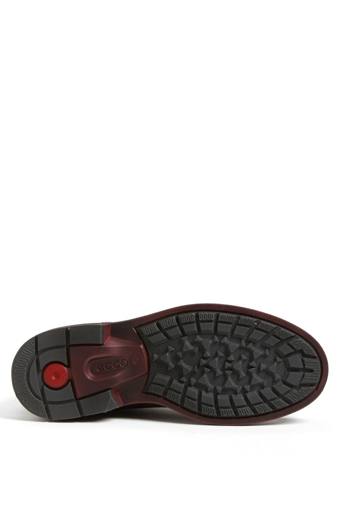 Alternate Image 4  - ECCO 'Bendix' Plain Toe Boot (Men)