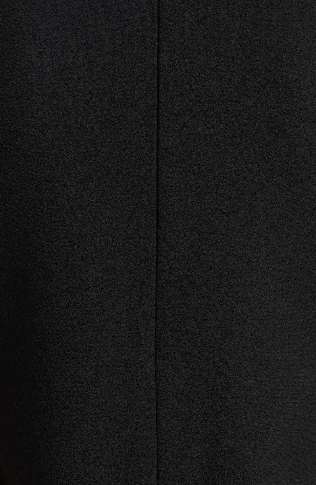 Alternate Image 3  - Christopher Kane Swarovski Crystal Detail Crepe Dress